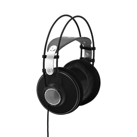 K612 PRO - Black - Reference studio headphones - Hero