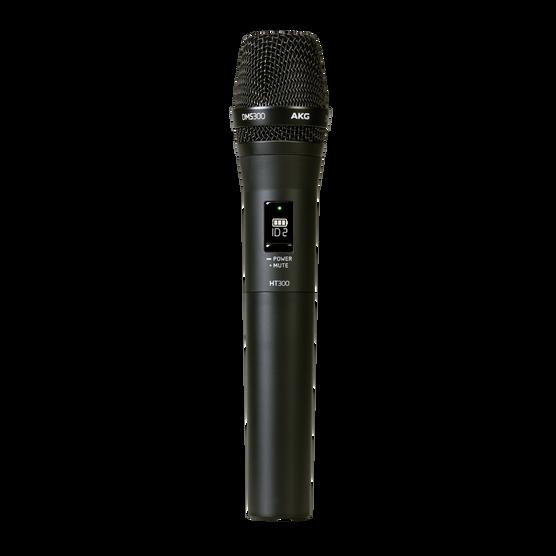 DMS300 Microphone Set - Black - Digital wireless microphone system - Detailshot 1