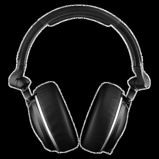 K182 - Black - Professional closed-back monitor headphones - Front