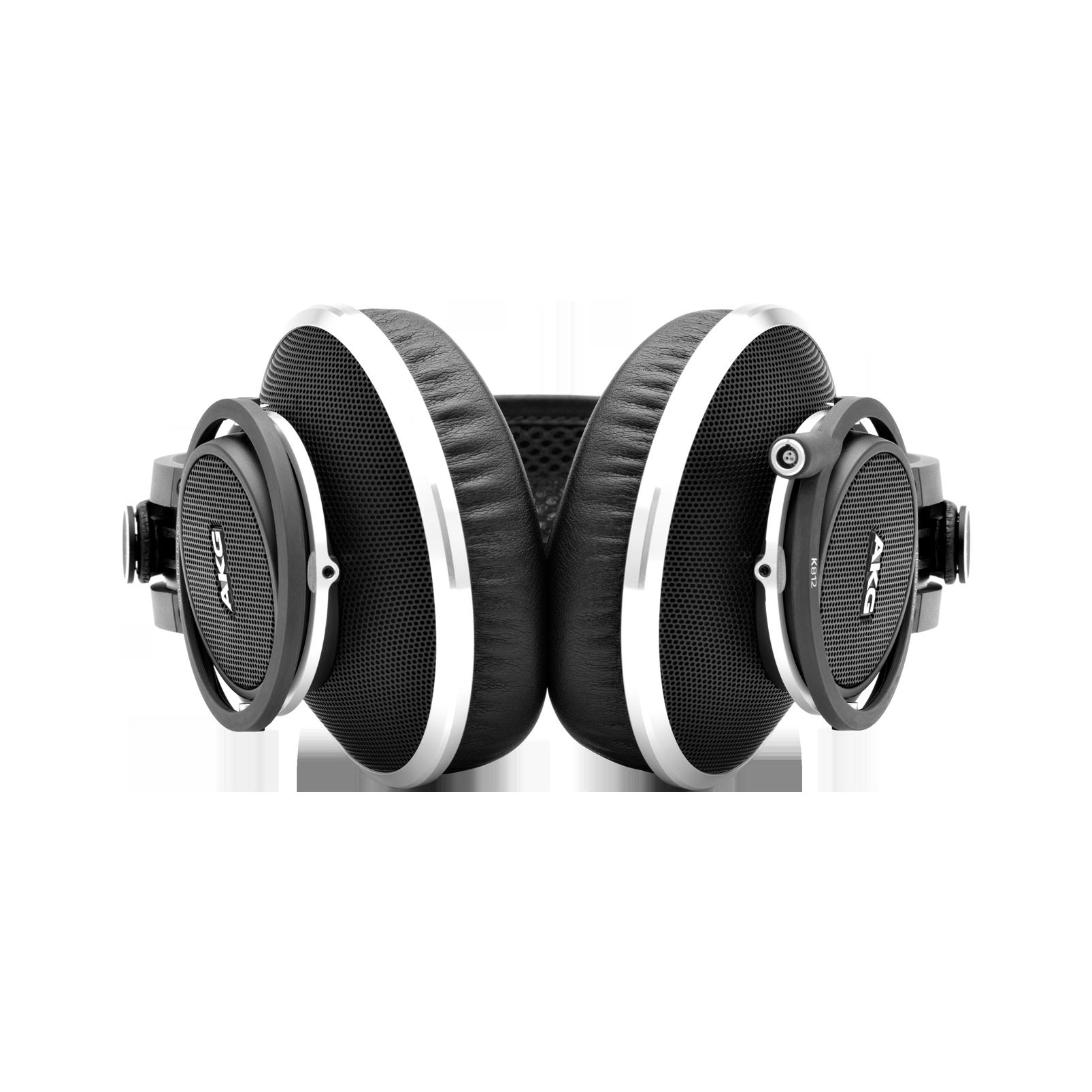 K812 - Black - Superior reference headphones - Detailshot 1